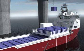 Ulstein og Evomec løyser logistikkutfordringar med MODEX