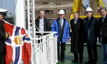 Fjord 1 med ny gassferje
