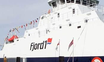 Fjord1 auka inntektene og fullførte historisk  flåtefornyingsprogram i tredje kvartal