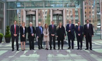 DNV GL hosts Norwegian State Secretary in Hamburg
