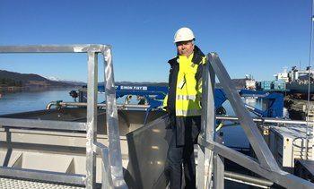 Halsnøy Dokk vil øke oppdragene innen havbruk