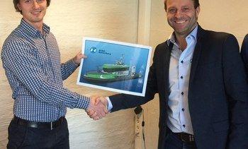 Brødrene Hukkelberg bygger hurtigbåter til FSV Group