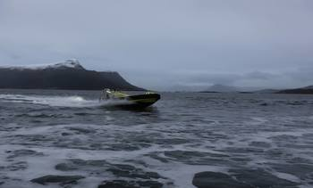Ny brannbåt i Trøndelag