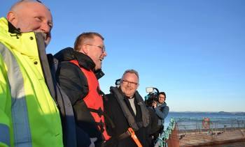 Sandberg vil rense opp i gamle settefiskanlegg – får ikke støtte av fagmyndighetene