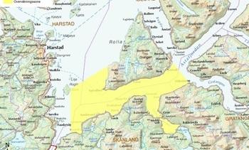 Bekjempelsessonen for ILA i Ibestad kommune er opphevet