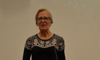 Fagpris til Karin Pittman