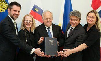 Ny frihandelsavtale med Filippinane