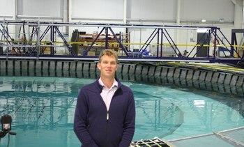 Viste frem verdens mest avanserte hav-simulator