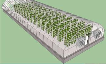 Landbasert oppdrettsanlegg skaper muligheter for ny industri