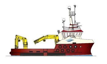 Havyard utvikler arbeidsbåt