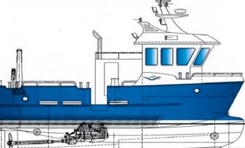 To nye fartøy til NRS