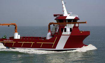 Satser på eget servicebåtdesign