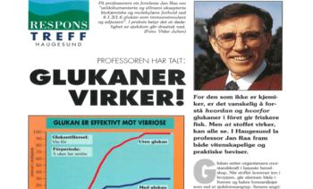 Markerer 25 års jubileum av helsefôret