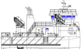 Sletta verft med to nye kontrakter på servicefartøy