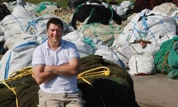 Samlet inn 6080 tonn fiskeri- og oppdrettsredskaper i fjor