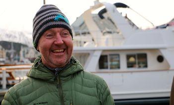 Lærer elever og turister om fiske og fangst