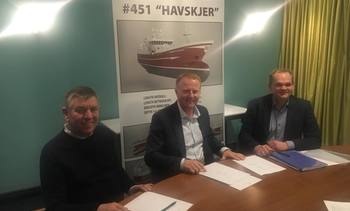 Ålesundsreder bestiller båt fra Danmark
