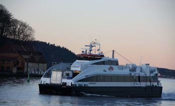 Vestland fylke går for miljøvennlige hurtigbåter