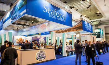 EU cash boost for Seafood Scotland