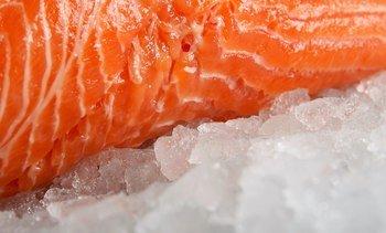 Precio del salmón noruego cae 12% en primer mes del año