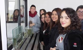 Salmones Magallanes participa en la Semana Nacional de la Ciencia y la Tecnología