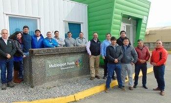 Multiexport Foods adhiere al estándar de buenas prácticas laborales