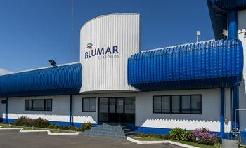 Blumar se hace parte de proceso por eventual colusión en alimento para salmón