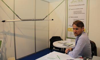 Practical Chile presentó innovador difusor de aire