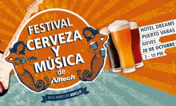 Alltech celebrará festival de cerveza y música