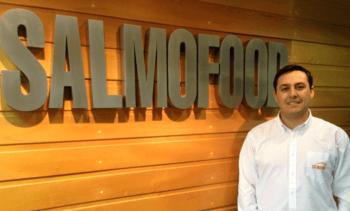 Nuevo ejecutivo llega a Salmofood