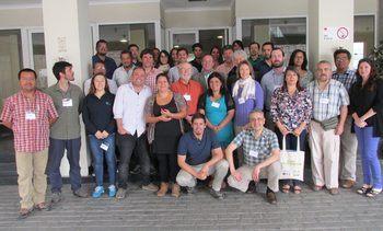 Chile fue sede del Taller internacional de Planificación Espacial Marino-Costera