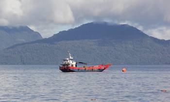 Dos navieras interesadas en cubrir ruta marítima Puerto Yungay-Natales