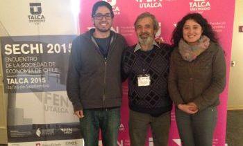 Incar participa en encuentro anual de la Sociedad de Economía de Chile