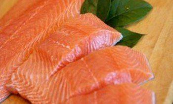Precio del salmón noruego al alza