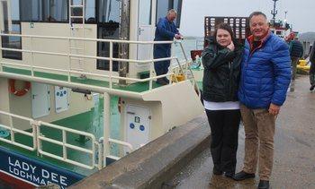 Loch Duart lands fifth vessel