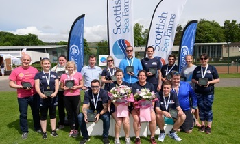 Scottish Sea Farms triathlon boosts charities