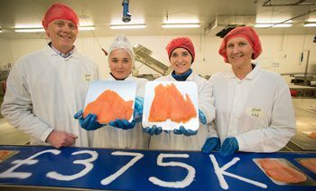 Sustainable practices save Scots firm £375K a year