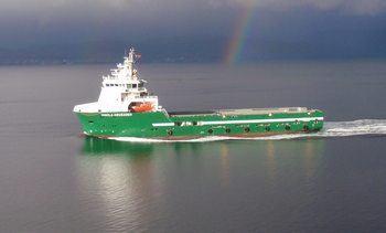Havila-skip med kontrakt i Østersjøen