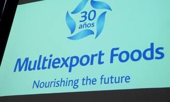 2017: Ingresos operacionales de Multiexport Foods aumentan en 24,6%