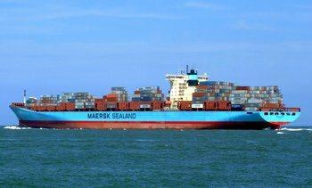 Finansdirektøren i Maersk går av