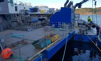 - De fleste oppdragene våre er innen havbruk