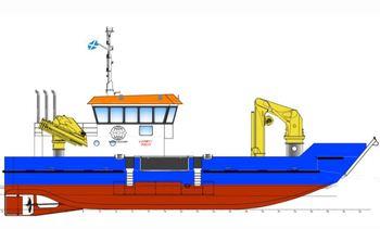 Tre charterkontrakter til DESS Aquaculture