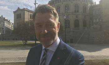 Løftet norske sjøfolks arbeidsplasser opp i Stortinget