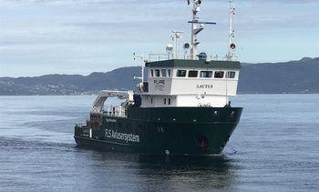 Pure Shipping med avlusnings kontrakter i Nord