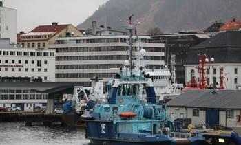 Rekord i norske skipsanløp
