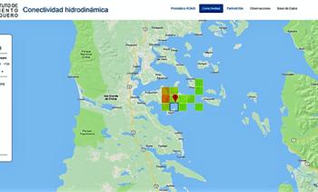 IFOP lanza web con datos oceanográficos que permite adelantar escenarios ambientales