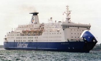 Historiske skip: Danskebåten