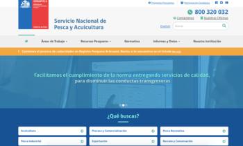 Sernapesca lanza nueva web con manuales y estadísticas para salmonicultura
