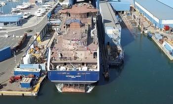 600 vil jobbe på verdens første slaktebåt