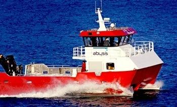 Servicebåt-selskap øker omsetningen